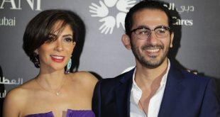 أحمد حلمي يُفاجئ زوجته منى زكي بأغنية خلال أجمل لحظة بحياتهما!