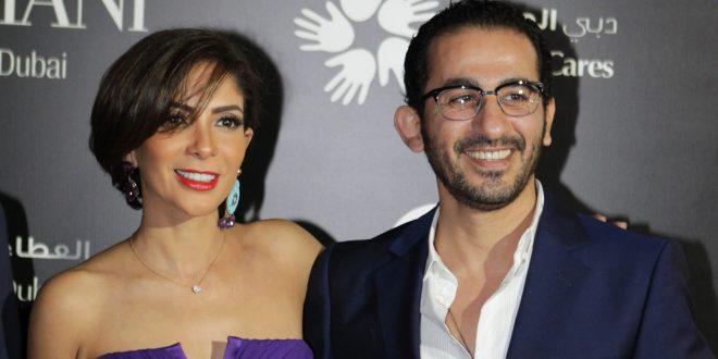 أحمد حلمي - منى زكي