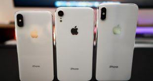 3 هواتف أيفون جديدة ستبصر النور قريبًا!