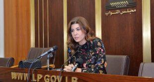 بولا يعقوبيان تستنكر..المرأة اللبنانية في الحكومة مُهانة!