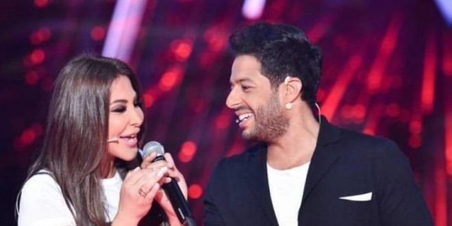 إليسا ومحمد حماقي