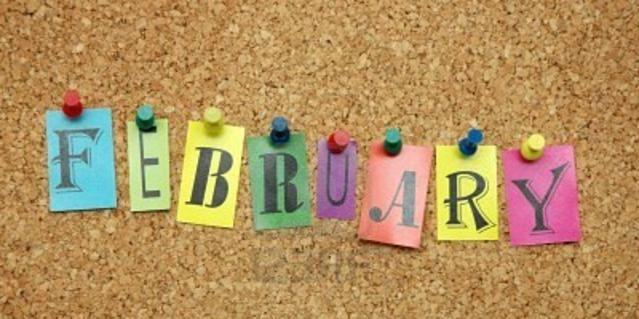 فبراير