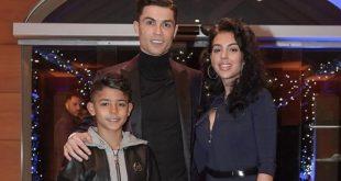 كريستيانو رونالدو يحصل على جائزة جديدة…والسبب عائلته!