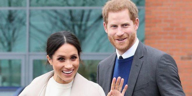 الأمير هاري - زوجته