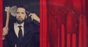 ألبوم Eminem الجديد يُثير الجدل بين الجمهور…والسبب السلاح!