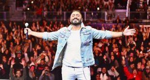 تامر حسني يزف خبراً سعيداً للجمهور…ألبوم وفيلم في هذا الموعد!
