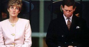 الأميرة ديانا تسخر من الأمير تشارلز أمام الجميع…فيديو نادر لردة فعلها!