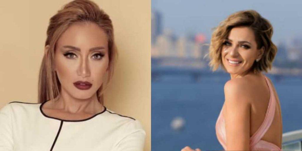 ريم البارودي - ريهام سعيد