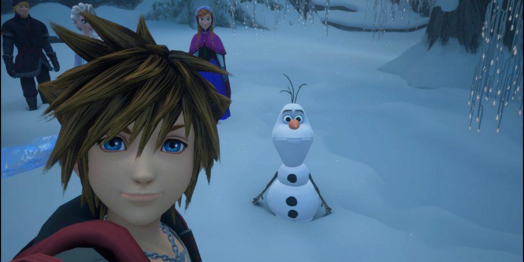 رجل الثلج