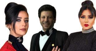 رضوى الشربيني - إياد نصار - رانيا يوسف