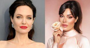 نادين نسيب نجيم وأنجلينا جولي الأجمل عالمياً برأي أطباء التجميل!