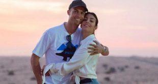 جورجينا رودريغيز تورّط كريستيانو رونالدو بلقطات حميمة مع صديقها!