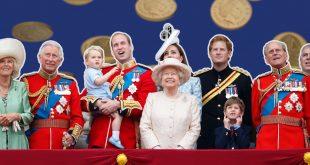 ميغان ميركل وأفراد العائلة الملكية…شاهد كيف تغيّرت ملامحهم!