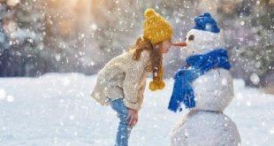 درسة علمية مزعجة لمحبّي الصيف:الشتاء يجلب السعادة!