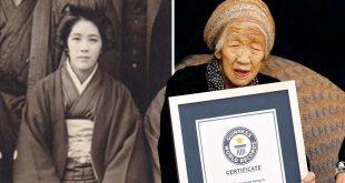 أكبر امرأة في العالم تكشف سرّ وصولها لعامها ال 118! – صور