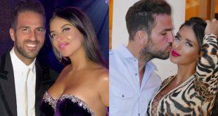 لبنانية متزوّجة وتكبره ب 13 عاماً…دانييلا سمعان وقعت في المحظور لأجل فابريغاس!