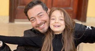 أحمد زاهر يوجّه رسالة مؤثرة لابنته الصغرى…والسبب!