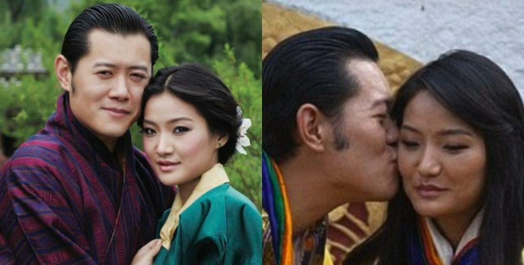 ملك بوتان