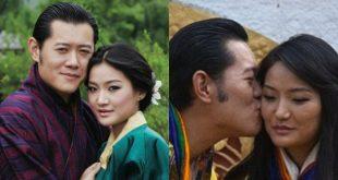 عشقها 14 عاماً بالسرّ…ملك بوتان خالف القوانين من أجل تتويج حبيبته ملكة قلبه!
